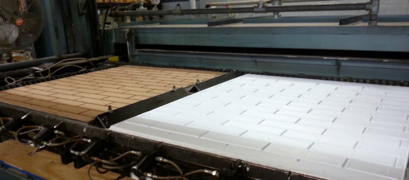 Thin Gauge, Shuman Liner, Asheville Thermoform Plastics, Asheville, NC